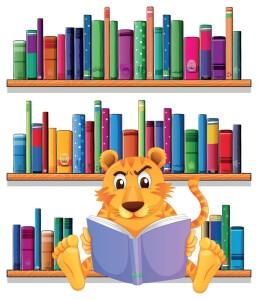 Tigre lector
